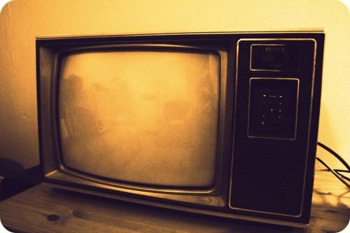 Une vie sans télévision ?